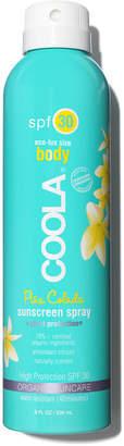 Coola Sport Continuous Spray SPF 30 Piña Colada