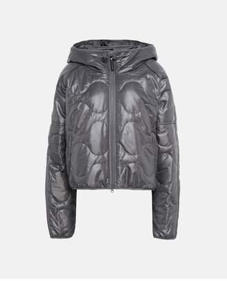 adidas by Stella McCartney Gray Running Jacket