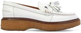 Tod's 35mm Tasseled Patent Leather Loafers