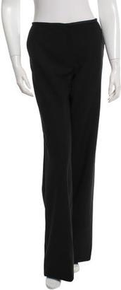 Louis Vuitton Wool Wide-Leg Pants $160 thestylecure.com