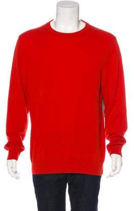 Hermes Cashmere Colorblock Sweater