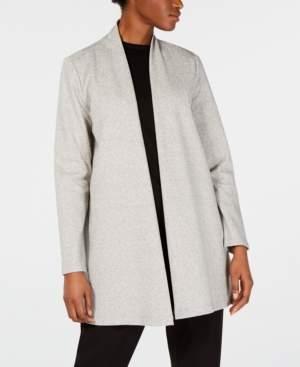 Eileen Fisher Simple Longline Jacket