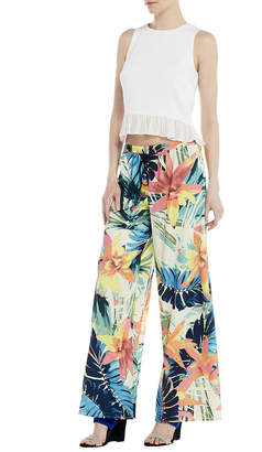 Nicole Miller Paradise Island Wide Pants