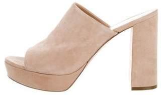 Mansur Gavriel Platform Slide Sandals