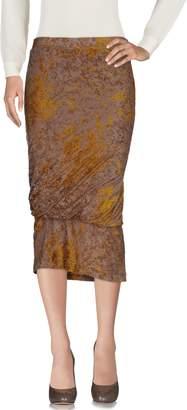 Jan & Carlos 3/4 length skirts