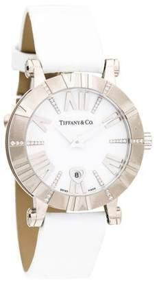 Tiffany & Co. Atlas Diamond Watch