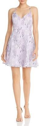 dd993ac49b Aqua Crisscross Fit-and-Flare Dress - 100% Exclusive