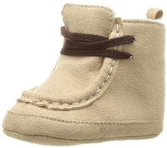 ABG Baby Boys' Moc Toe Boot Loafer