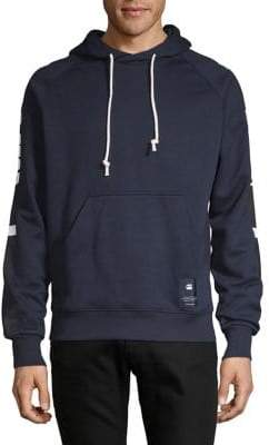 G Star Hooded Cotton Jacket