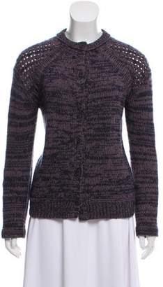 Inhabit Cashmere Button-Up Cardigan