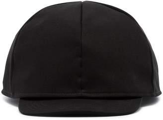 Raf Simons oversized double strap cap
