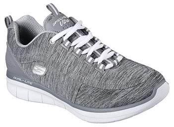 Skechers Women's Synergy 2.0 Headliner Memory Foam Sneaker