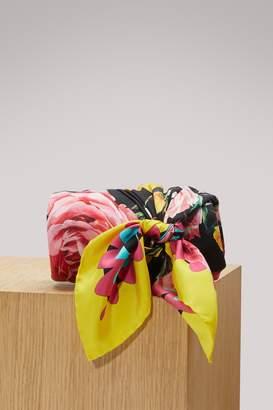 Dolce & Gabbana Roses silk scarf