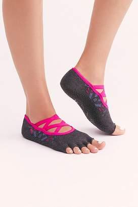Free People Toesox Elle Half Toe Grip Socks