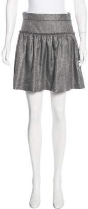 ADAM by Adam Lippes Tweed Mini Skirt