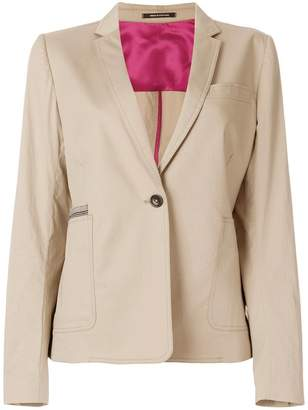 Paul Smith 'sabbia' contrasted jacket