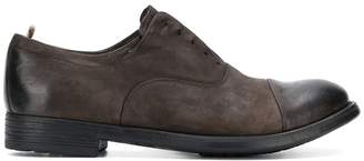 Officine Creative laceless oxford shoes