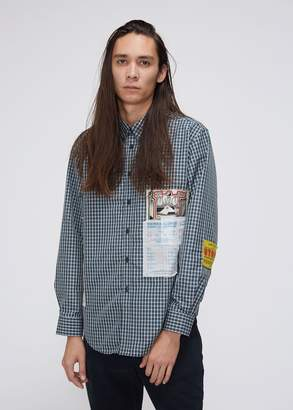 Martine Rose Flyer Shirt