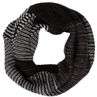 The North Face Striped Knit Infinity Scarf