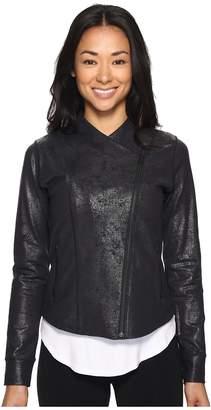 New Balance Bomber Jacket Printed Women's Coat