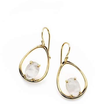Ippolita 18K Rock Candy Wire Earrings in Mother-of-Pearl