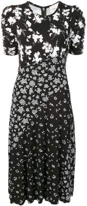 MICHAEL Michael Kors floral shift dress