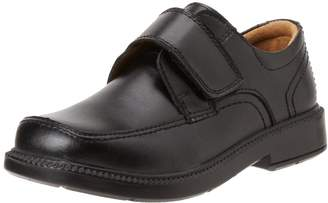 Florsheim Kids Berwyn JR Uniform Monk Strap Oxford (Little Kid/Big Kid)