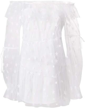 For Love & Lemons Claudia tulle dress