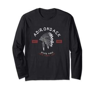 Adirondack State Park Ny Souvenirs State Park New York Gifts NY Long Sleeve T-Shirt