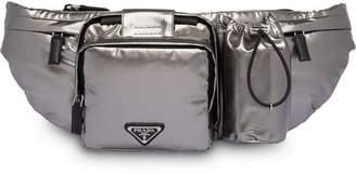 Prada technical fabric belt bag