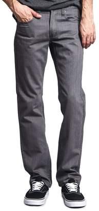 Victorious Mens Slim Fit Colored Cotton Denim Jeans DL991 - 32/30
