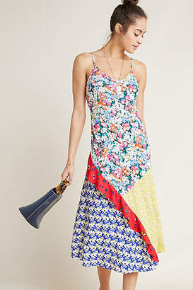 Anthropologie 52 Conversations by Colloquial Bias Dress