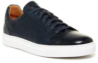 Magnanni Wape Cap Toe Sneaker $325 thestylecure.com