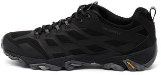 Merrell Moab fst Noir Sneakers Mens Shoes Active Active Sneakers