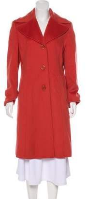 Loro Piana Long Wool Coat