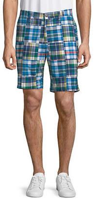 Nautica Fashion Madras Checkered Shorts