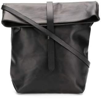Ann Demeulemeester foldover shoulder bag
