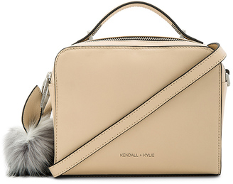 KENDALL + KYLIE Lucy Crossbody $250 thestylecure.com