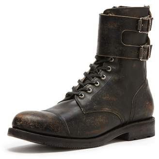 Frye Officer Cuff Military Boot