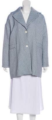 BA&SH Jacquard Short Coat