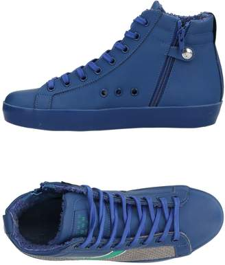 Leather Crown High-tops & sneakers - Item 11431195