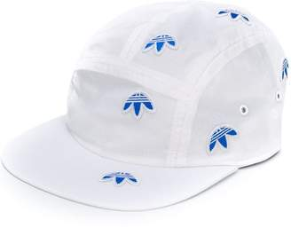 adidas By Alexander Wang embroidered Trefoil cap