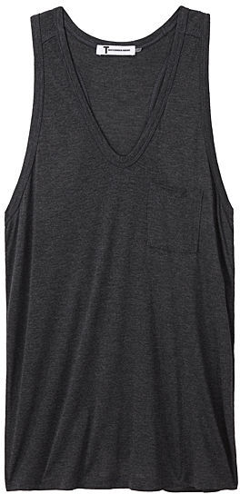 T by Alexander Wang / Classic Tank with Pocket