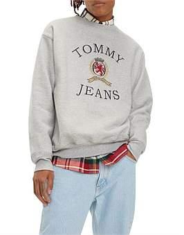 Tommy Jeans Tjm Crest Crew M11