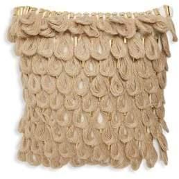 Jonathan Adler Topanga Loop Cotton Pillow