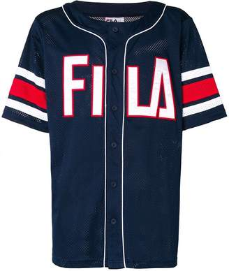 Baseball tops for men shopstyle canada global free shipping at farfetch fila kyler baseball jersey malvernweather Image collections