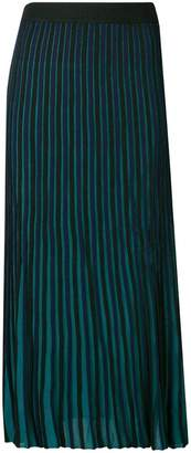 Kenzo loose pleated skirt