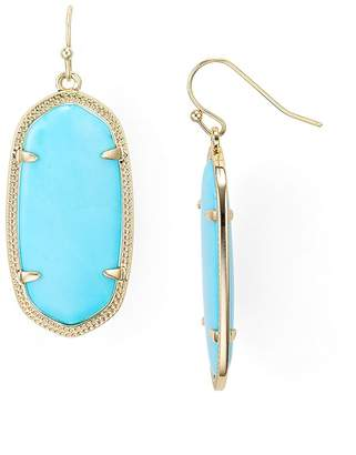Kendra Scott Signature Elle Earrings $55 thestylecure.com