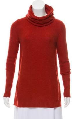 Loro Piana Heavy Cashmere Turtleneck Sweater