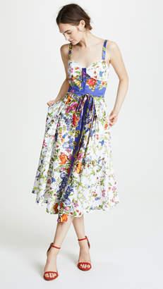 Milly Bustier Dress